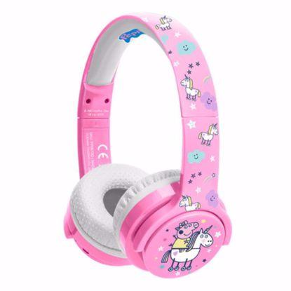 Picture of OTL OTL Peppa Pig Unicorn Junior Bluetooth Headphones