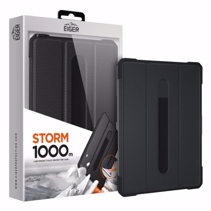 Picture of Eiger Eiger Storm 1000m Case for Apple iPad Pro 12.9 (2018) in Black