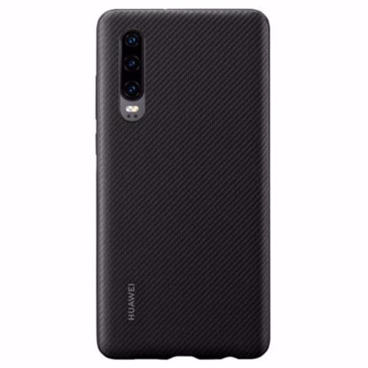Picture of Huawei Huawei PU Protective Cover Case for Huawei P30 in Black