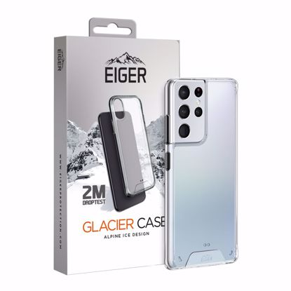 Picture of Eiger Eiger Glacier Case for Samsung Galaxy S21 Ultra in Clear