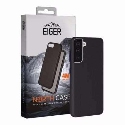 Picture of Eiger Eiger North Case for Samsung Galaxy S21 in Black