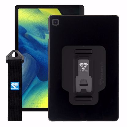 Picture of Armor-X Armor-X PXT Series Case for Samsung Galaxy Tab A S5e 10.5 (2019) in Black