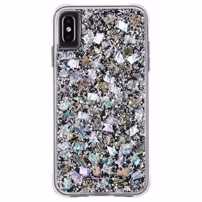 Picture of Case-Mate Case-Mate Karat Case for Apple iPhone XS Max in Pearl